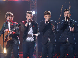 The X Factor Week 6: Union J
