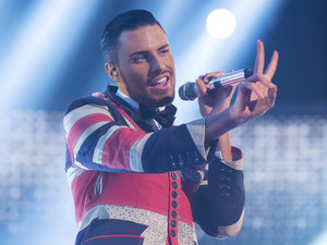 The X Factor Week 6: Rylan
