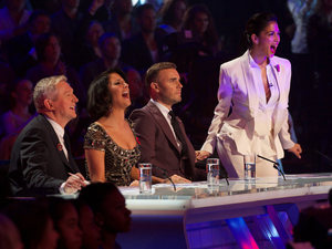 The X Factor Week 6: Nicole and Tulisa go mad for Rylan's performance.