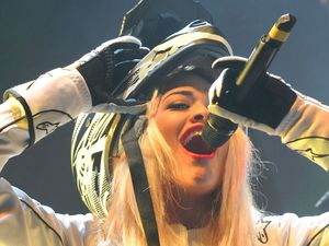 Rita Ora, Red Bull Culture Clash, Wembley Arena