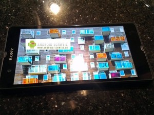 Sony Yuga smartphone leaks online