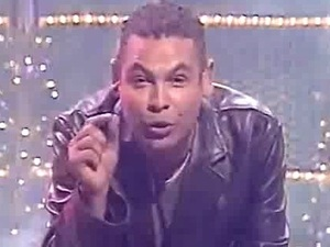 Craig Charles on 'Robot Wars'