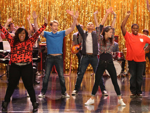 Glee S04E05: 'The Role You Were Born To Play'
