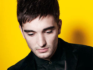 The Wanted in Fabulous magazine: Tom Parker