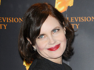 Elizabeth McGovern at the RTS Programme Awards at The Grosvenor House Hotel. London, England
