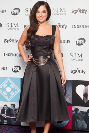 Tulisa Contostavlos, 2012 Music Industry Trust Awards
