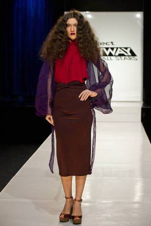 Project Runway All Stars: Andrae Gonzalo's design