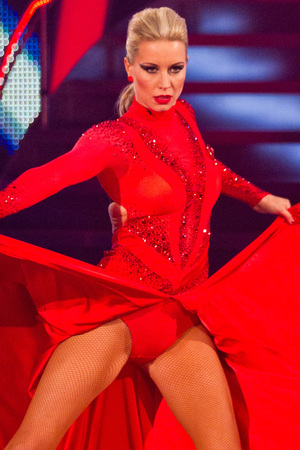 Strictly Come Dancing Week 6: Denise Van Outen