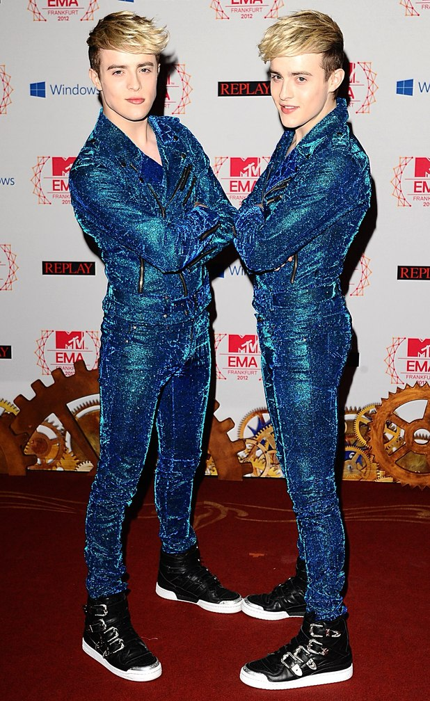 MTV Europe Music Awards: Jedward