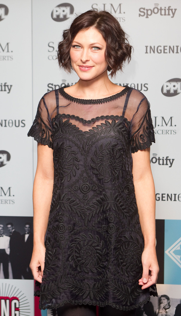 Emma Willis, 2012 Music Industry Trusts Awards