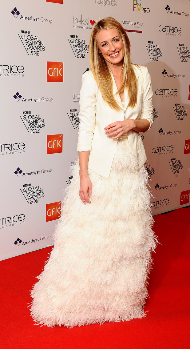 Cat Deeley, WGSN Global Fashion Awards