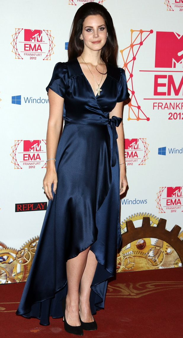 MTV Europe Music Awards: Lana Del Rey
