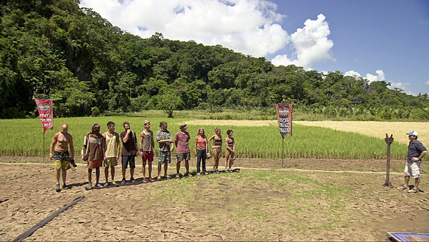 Survivor: Philippines Episde 8 - 'Dead Man Walking'