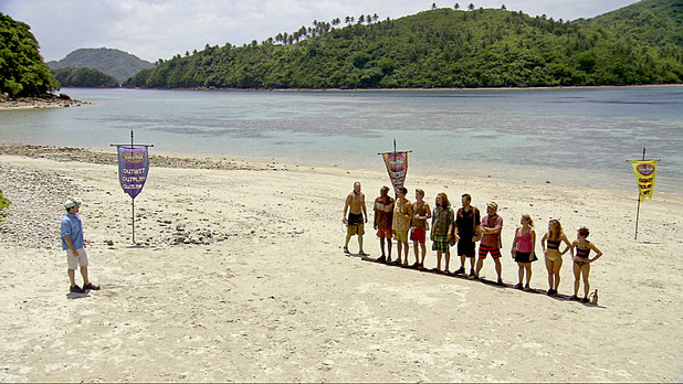 Survivor: Philippines Episde 8 - &#39;Dead Man Walking&#39;