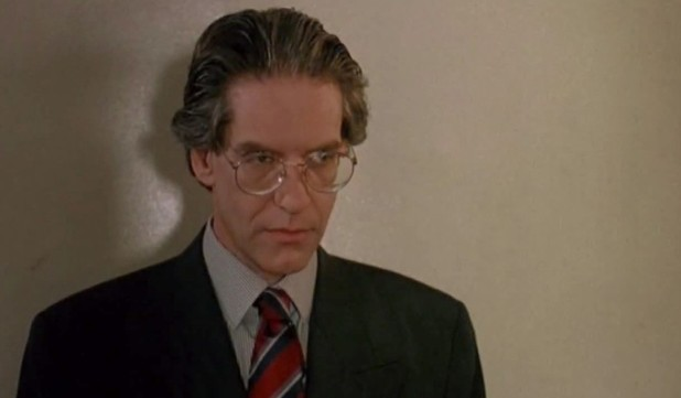 David Cronenberg is Dr. Decker in