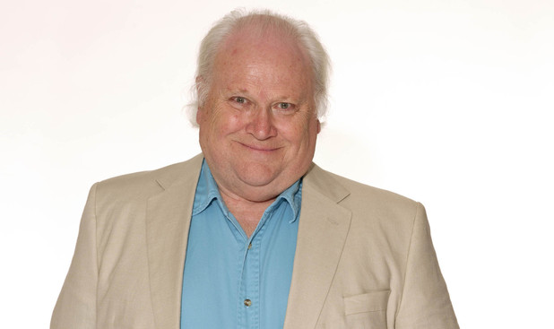 I&#39;m A Celebrity 2012: Colin Baker