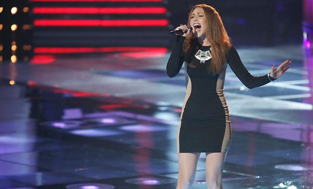 The Voice Live Playoffs Part 1: Loren Allred
