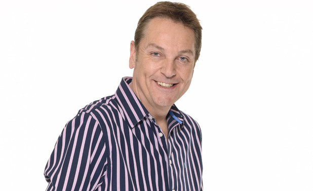I&#39;m A Celebrity 2012: Brian Conley