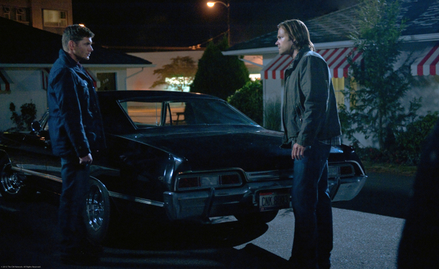 Supernatural S08E06: 'Southern Comfort'