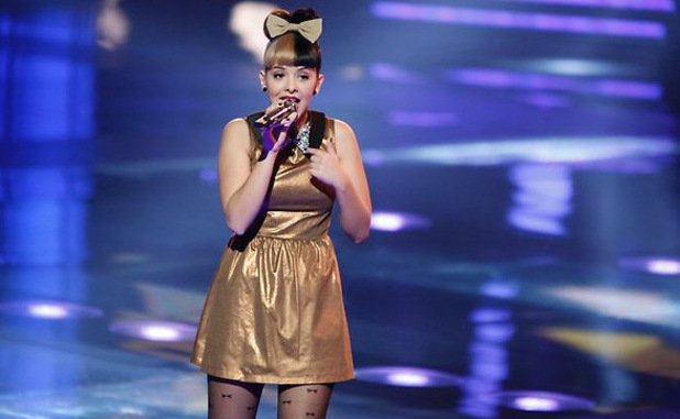 The Voice Live Playoffs Part 1: Melanie Martinez