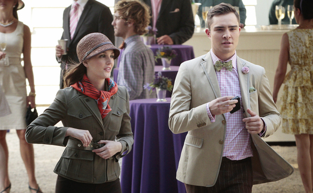 Gossip Girl S06E04: &#39;Portrait of a Lady Alexander&#39;