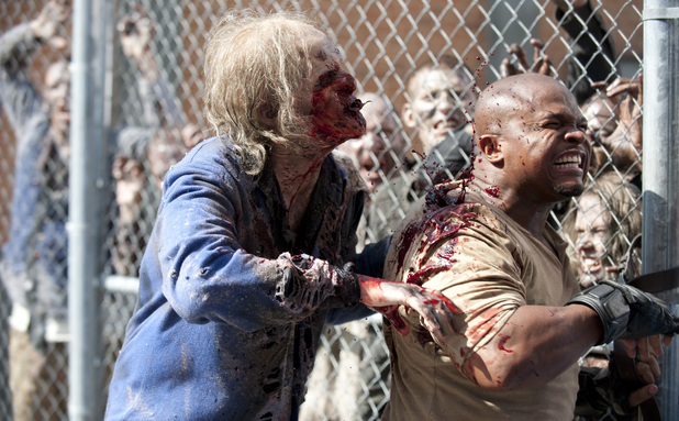 The Walking Dead S03E04: &#39;Killer Within&#39;