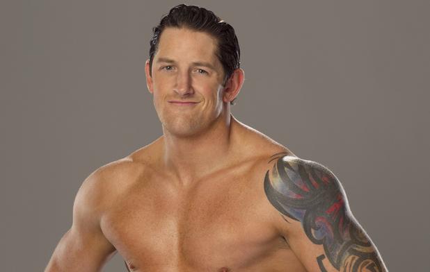 Wade Barrett of the WWE