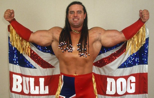 Davey Boy Smith aka The British Bulldog