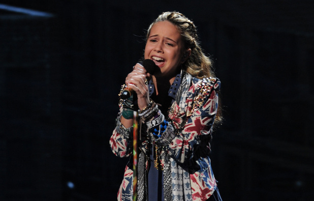 The X Factor USA, Nov 7 - Beatrice Miller