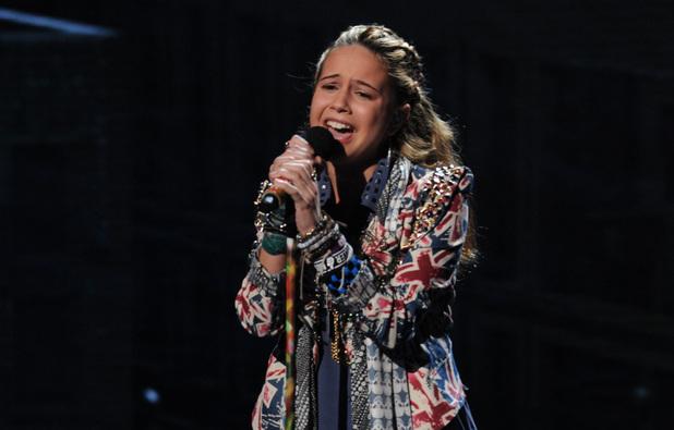 The X Factor USA, Nov 7 - Beatrice Miller