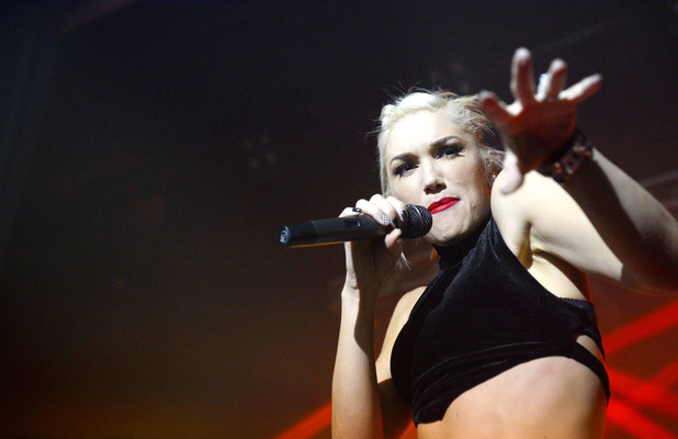 No Doubt in concert in Paris
