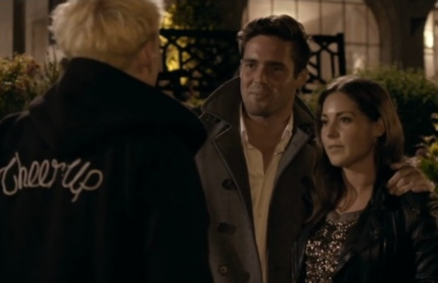 Jamie Laing chats to Spencer Matthews and Louise Thompson about Binky Felstead