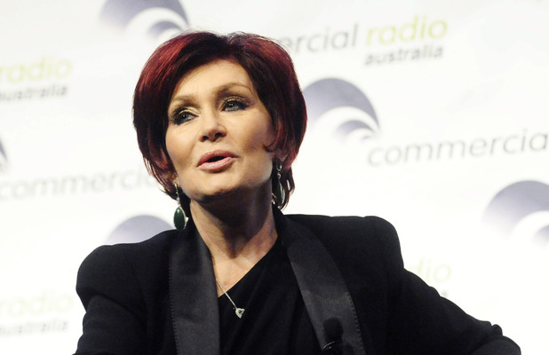 Sharon Osbourne at the National Radio Conference, Sydney - October 12, 2012