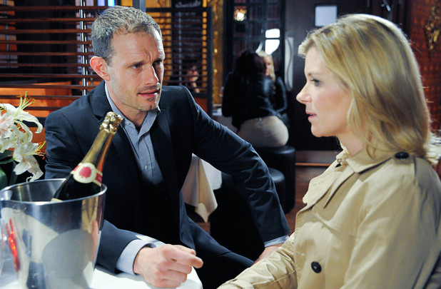 8000: Nick prepares to ask Leanne the big question after encouragement from Eva and Kylie who secretly hope for it to backfire