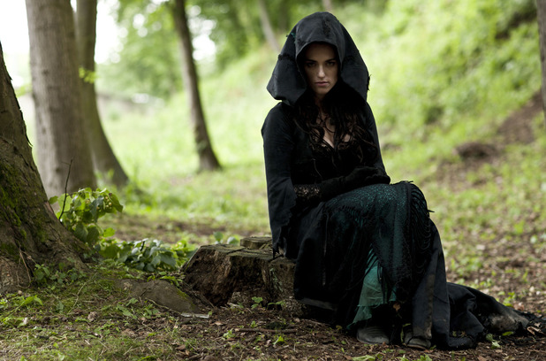 Merlin S05E06 - 'The Dark Tower': Morgana (KATIE McGRATH)