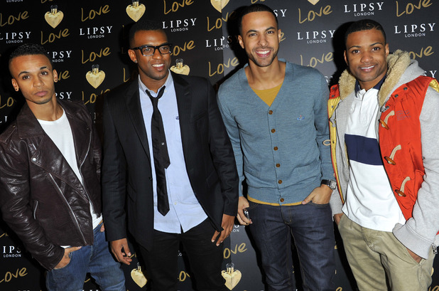 JLS, at the Lipsy London Love launch party at Gilgamesh. London, England - 06.11.12 Mandatory Credit: WENN.com