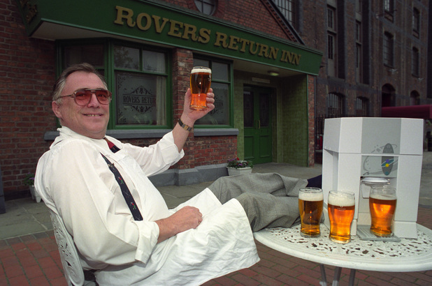 Rovers Return Inn, Bill Tarmey
