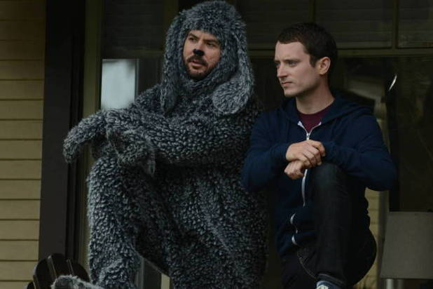 Elijah Wood in 'Wilfred'