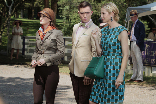 Gossip Girl S06E04: 'Portrait of a Lady Alexander'