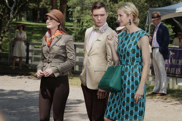 Gossip Girl S06E04: 'Portrait of a Lady Alexander'