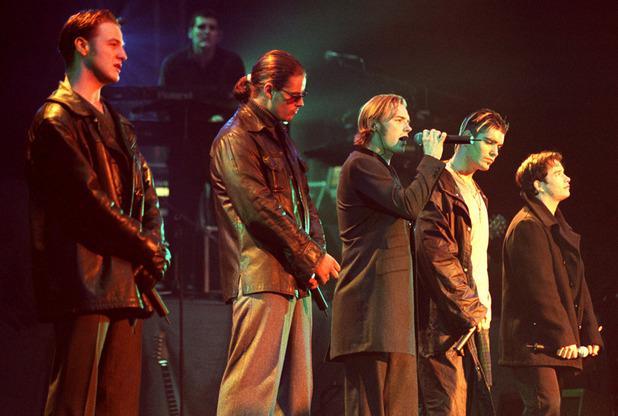 Boyzone (Dec 1997)