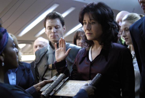 Battlestar Galactica, Mary Mcdonnell