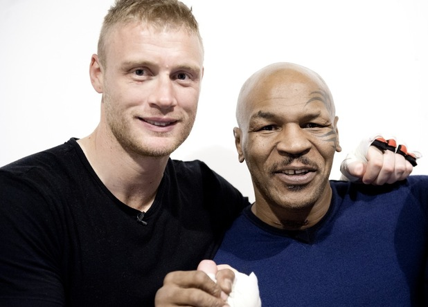 Flintoff: From Lords To The Ring with Mike Tyson
