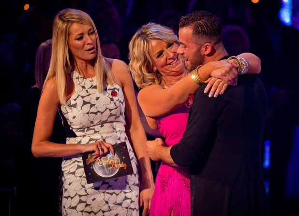 Strictly Come Dancing Weeks 6: Fern and Artem leave Strictly