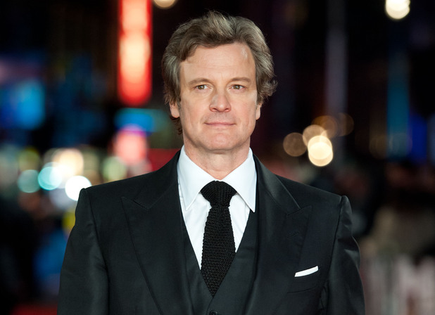 Colin Firth attending the premiere of Gambit, at the Empire cinema in Leicester Square, London