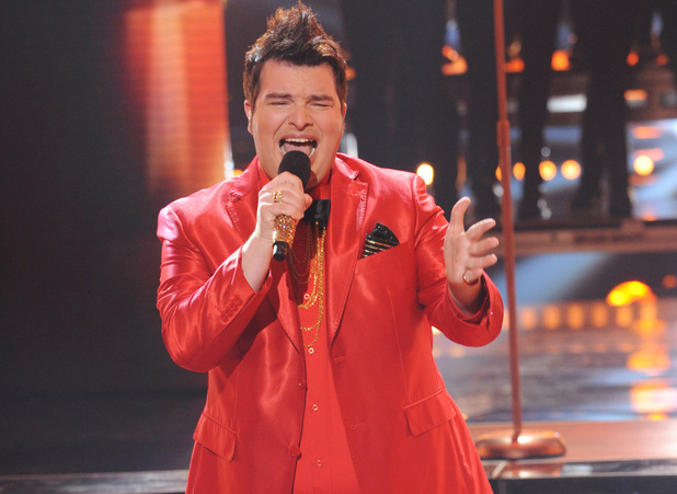 The X Factor USA, Nov 7 - Jason Brock
