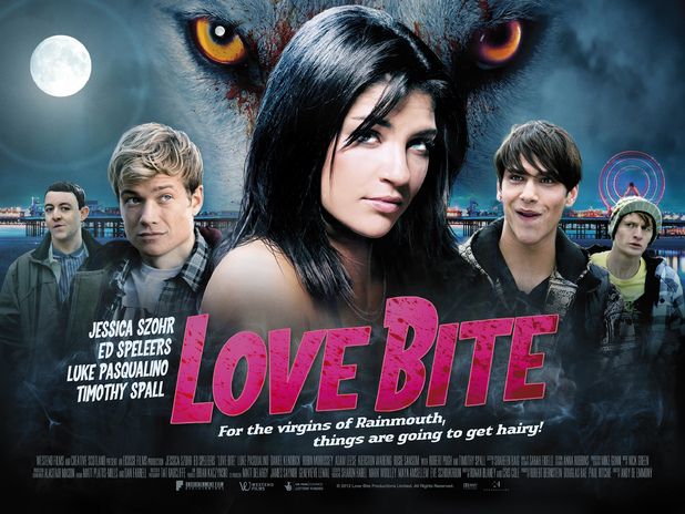 &#39;Love Bite&#39; poster