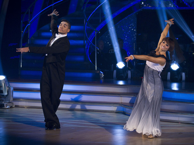 Strictly Come Dancing Week 6: Louis and Flavia