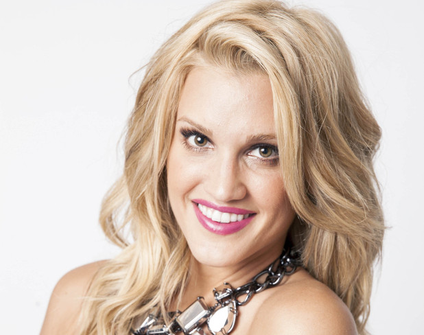 I&#39;m A Celebrity 2012: Ashley Roberts