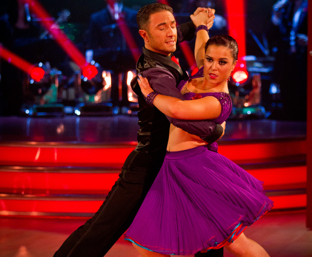 Strictly Come Dancing Week 6: Dani and Vincent